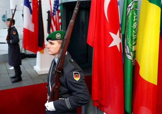 La conferenza sulla Libia a Berlino, il 19 gennaio del 2020
