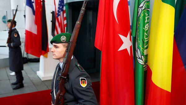 La conferenza sulla Libia a Berlino, il 19 gennaio del 2020 - Sputnik Italia
