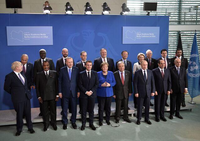 Conferenza internazionale sulla Libia a Berlino