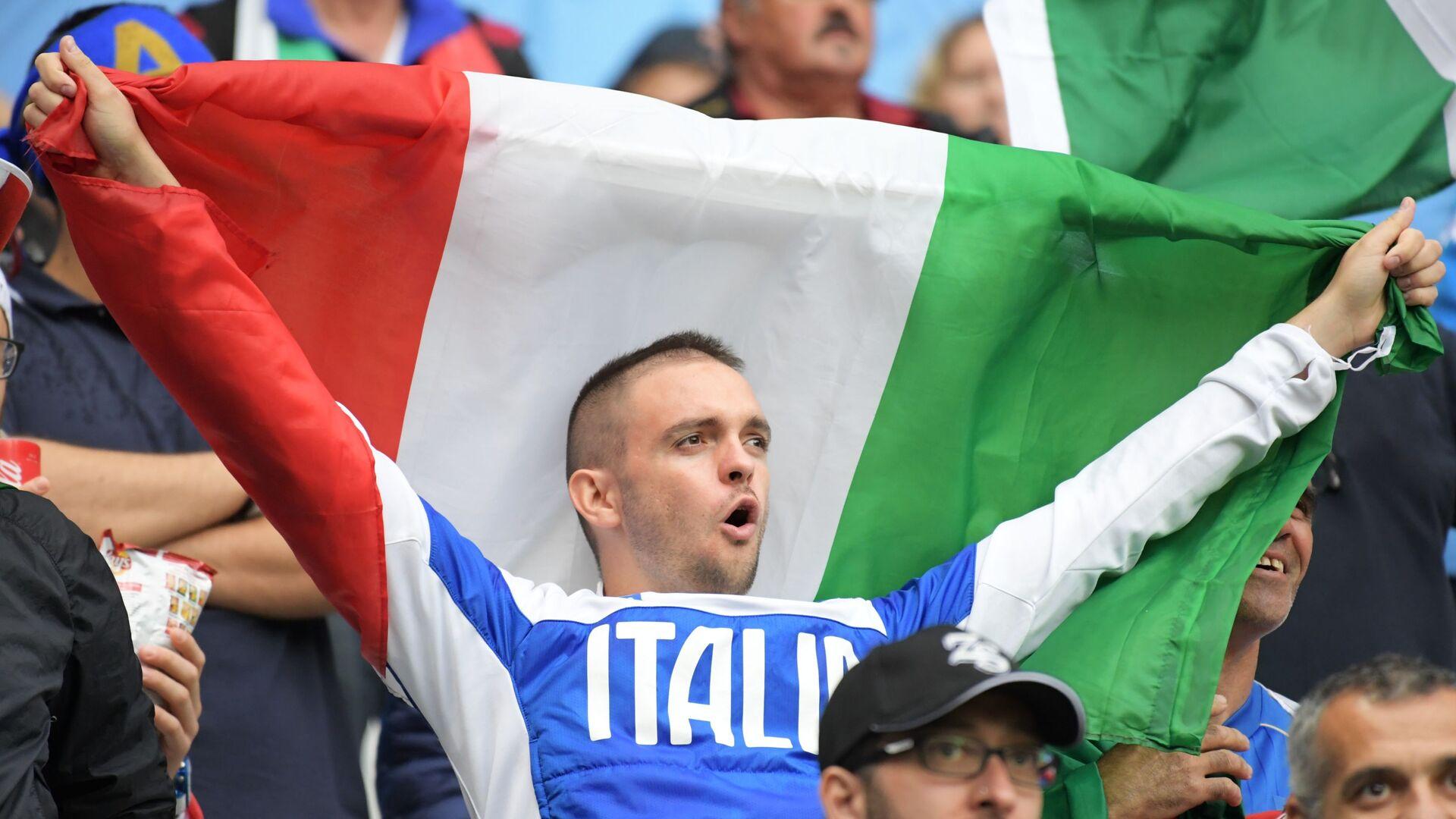 Tifosi italiani - Sputnik Italia, 1920, 07.07.2021