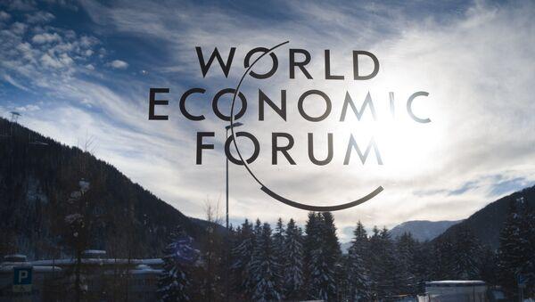World economic forum - Sputnik Italia