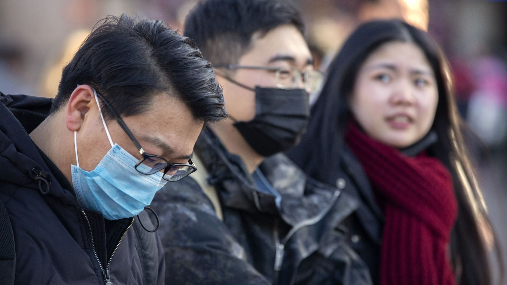 Coronavirus cinese: epidemia di polmonite in Cina - Sputnik Italia, 1920, 31.08.2021