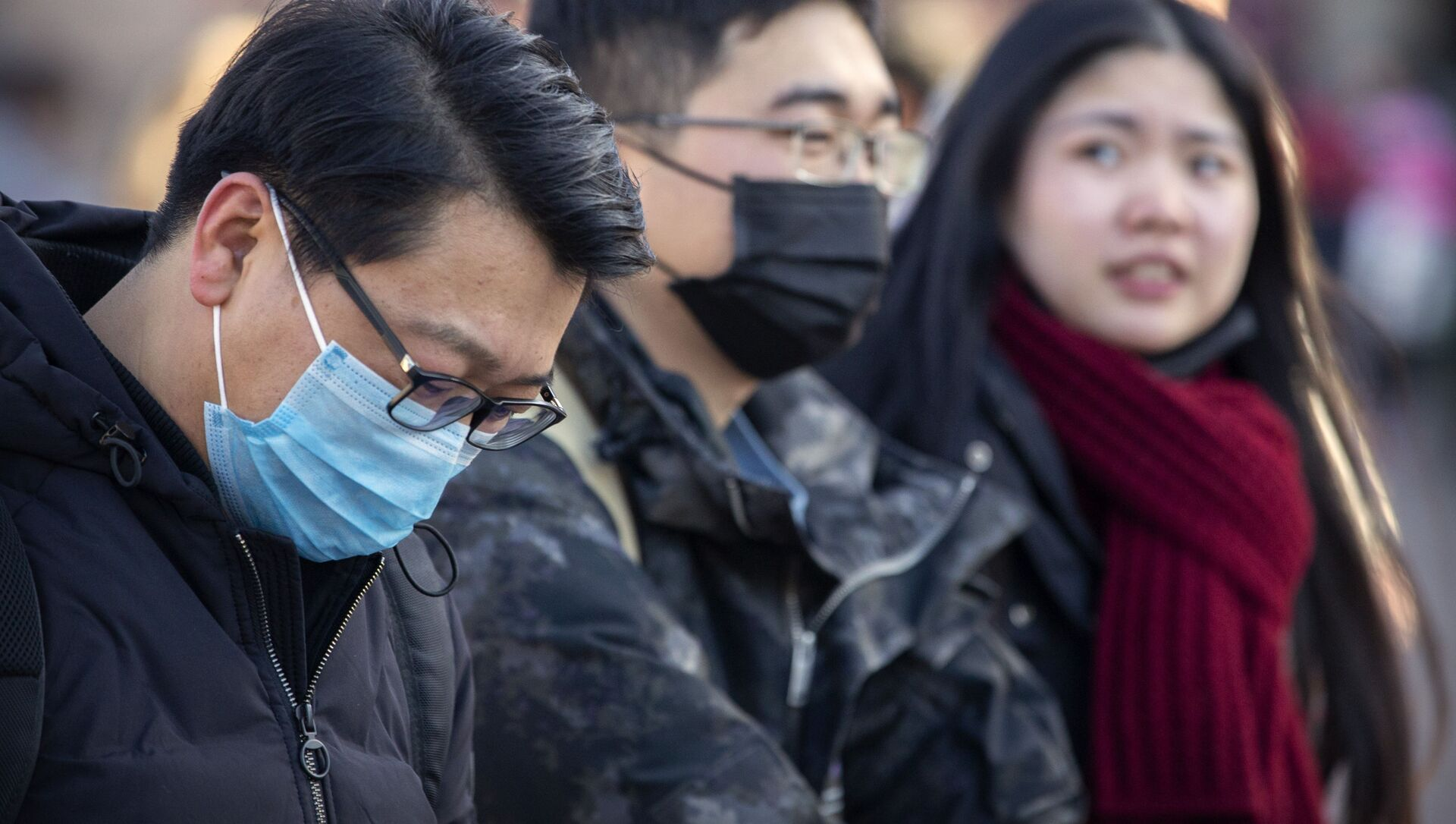 Coronavirus cinese: epidemia di polmonite in Cina - Sputnik Italia, 1920, 06.02.2021