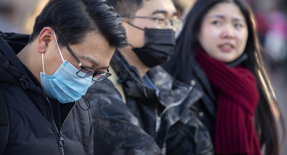 Coronavirus cinese: epidemia di polmonite in Cina