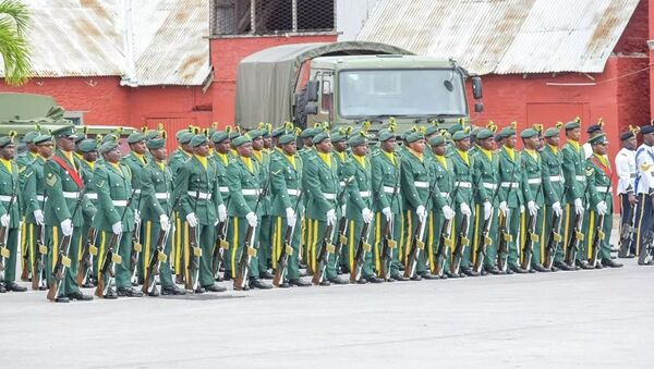 La Forza di Difesa di Barbados - Sputnik Italia