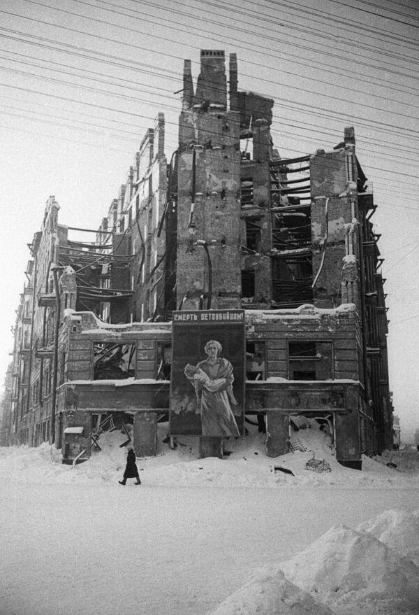 L'assedio di Leningrado - Sputnik Italia