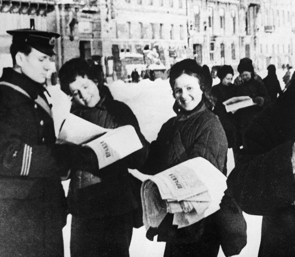 Le ultime notizie: L'assedio è terminato, il 18 gennaio 1943