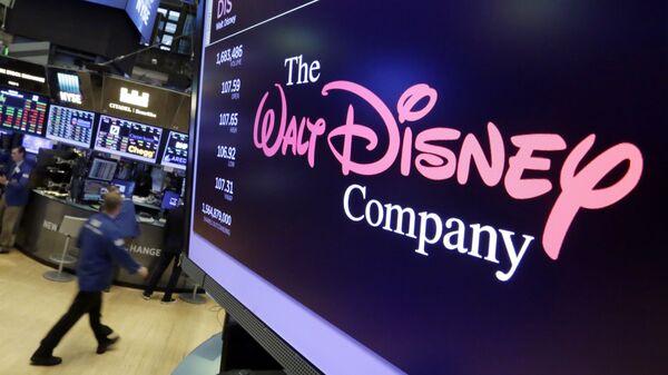 Walt Disney Company, logo - Sputnik Italia