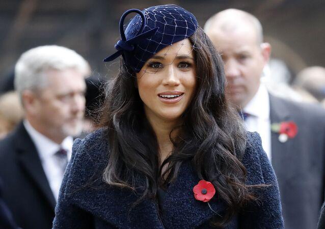 Meghan Markle, la duchessa di Sussex