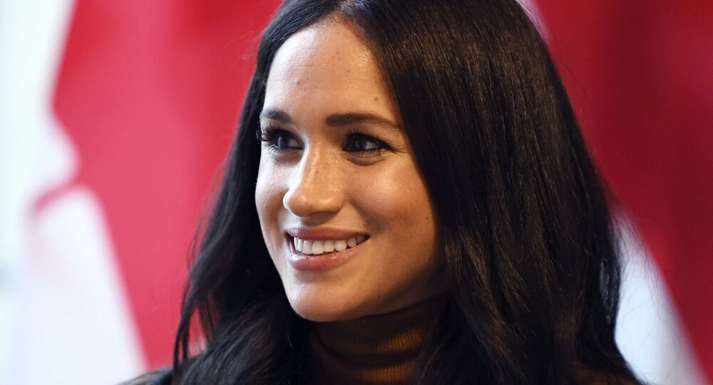 Meghan Markle, la duchessa di Sussex