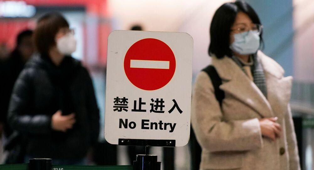 Coronavirus cinese