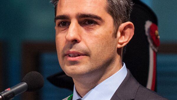 Il sindaco di Parma Federico Pizzarotti - Sputnik Italia