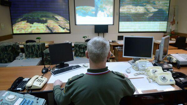 La stazione di controllo Don 2N - Sputnik Italia