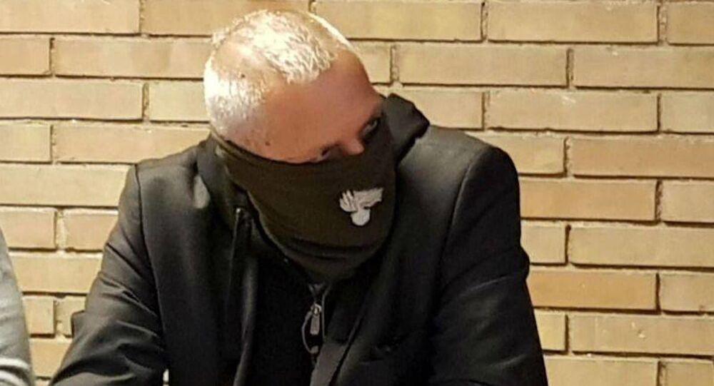 Sergio De Prima (Capitano Ultimo), il colonnello dei carabinieri che arrestò Totò Riina