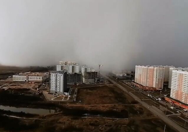 L'inverno sta arrivando a Tver