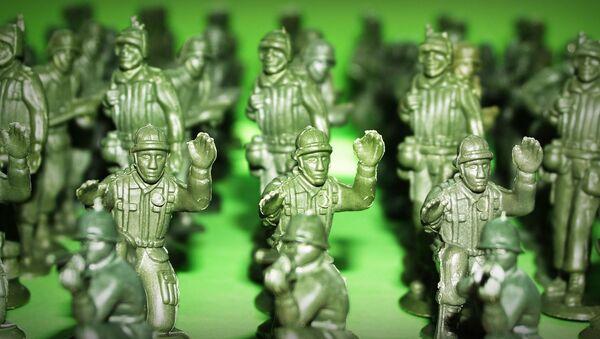 Soldatini di plastica - Sputnik Italia