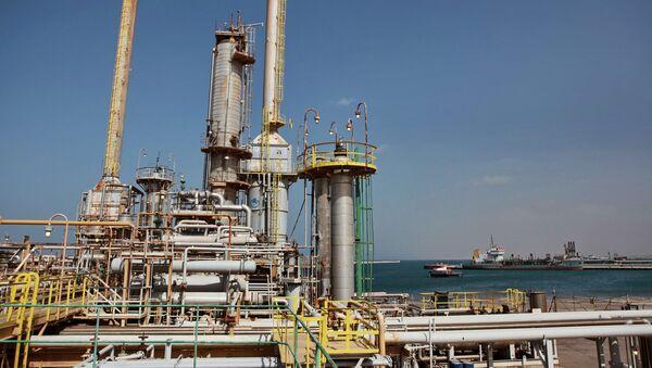 Il terminal del petrolio a Brega, Libia - Sputnik Italia