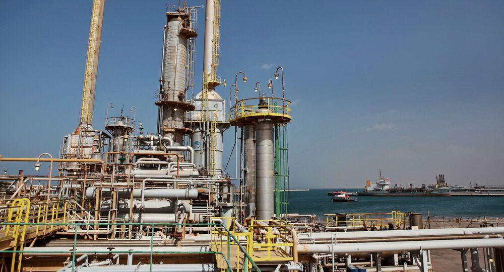 Terminal petrolifero in Libia