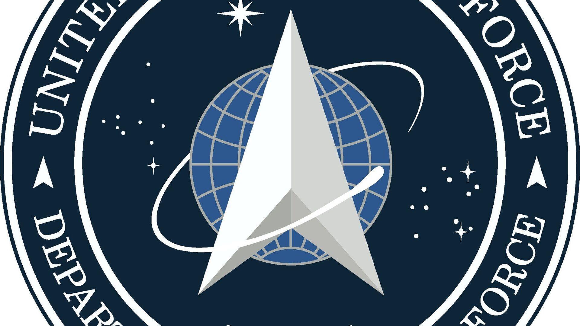 Logo Space Force - Sputnik Italia, 1920, 18.07.2021