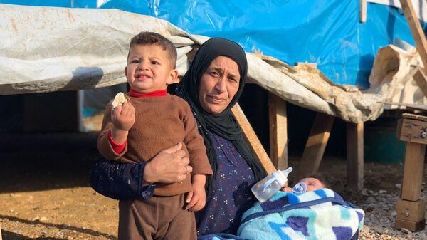 Rifugiati siriani in Libano - Sputnik Italia