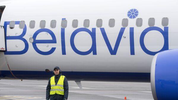 Aereo della compagnia Belavia - Sputnik Italia