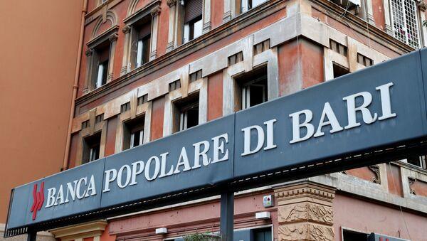 Banca popolare di Bari - Sputnik Italia