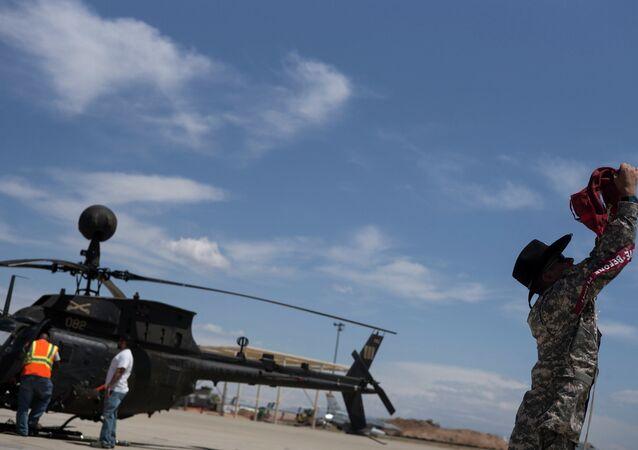 Elicottero Bell OH-58 Kiowa