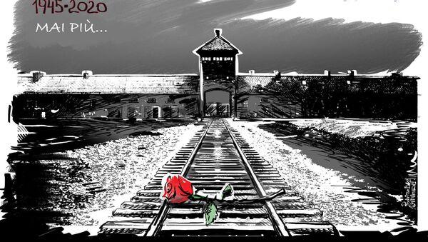 La Giornata mondiale della Memoria delle vittime dell'Olocausto - Sputnik Italia