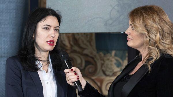 """Intervento alla celebrazione del """"Giorno della Memoria"""" di Lucia Azzolina, Ministro dell'Istruzione - Sputnik Italia"""