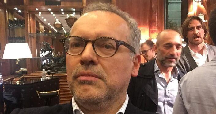 Marcello Bussi, giornalista di Milano Finanza