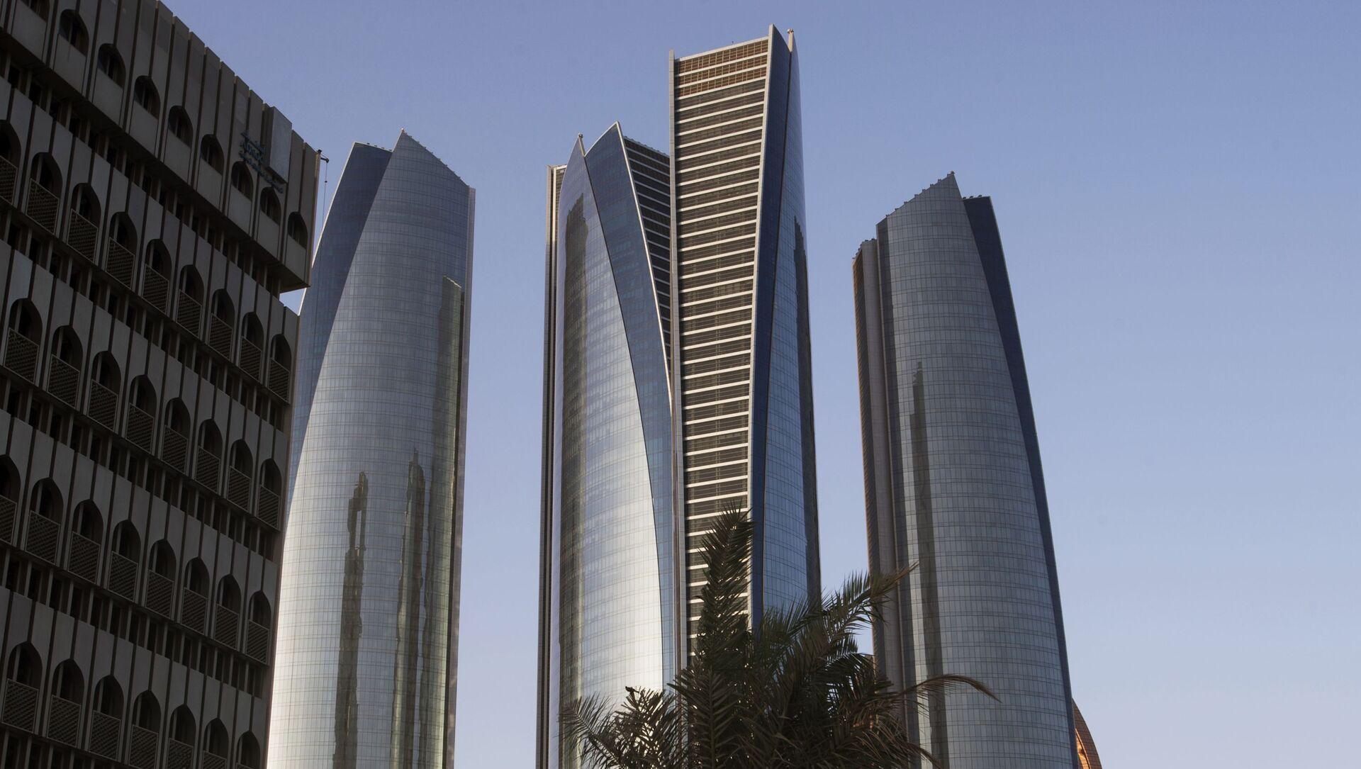 Abu Dhabi, la capitale degli Emirati Arabi Uniti - Sputnik Italia, 1920, 11.05.2021
