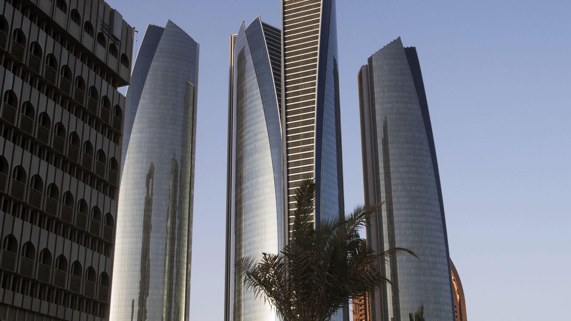 Abu Dhabi, la capitale degli Emirati Arabi Uniti - Sputnik Italia, 1920, 29.06.2021