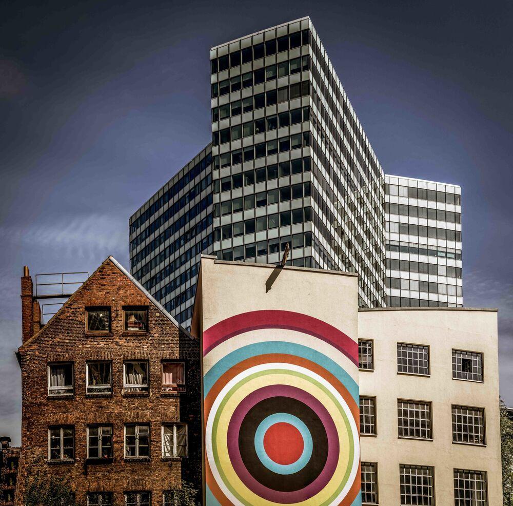 Colourful Mixture scattata dal fotografo tedesco Volker Sander