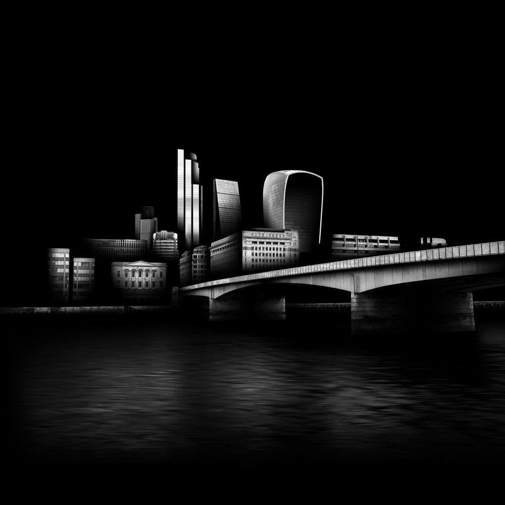Bank del fotografo britannico Jonathan Walland