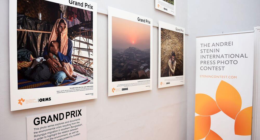 Il concorso fotografico Stenin-2020