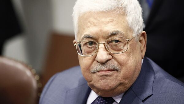 Mahmoud Abbas - Sputnik Italia