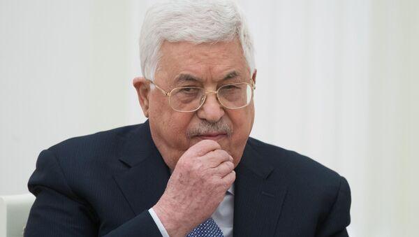 Il presidente dell'Autorità Nazionale Palestinese Mahmoud Abbas - Sputnik Italia