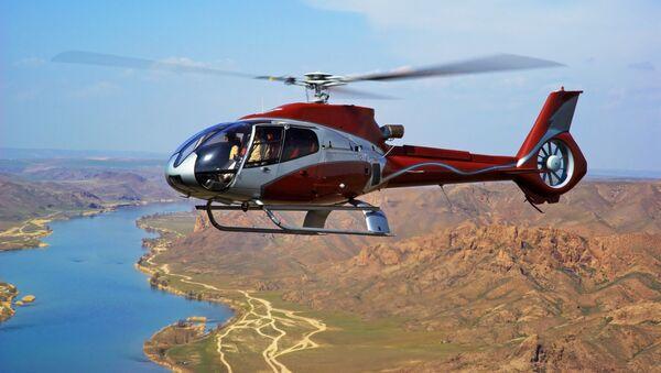Elicottero Kopter SH09 - Sputnik Italia