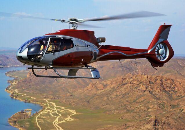 Elicottero Kopter SH09