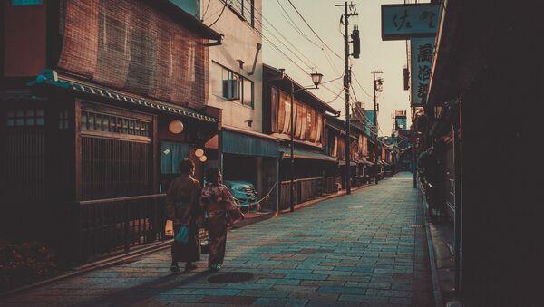 Gion, il distretto delle geisha più famoso di Kyoto, Giappone - Sputnik Italia