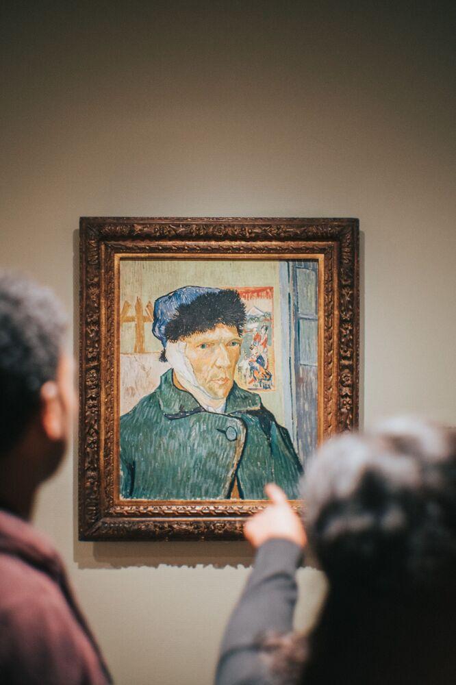 Il Museo Van Gogh di Amsterdam, Paesi Bassi