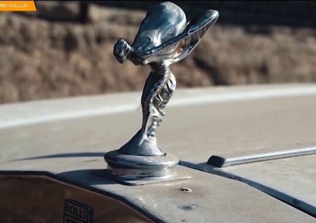 Una Rolls-Royce villereccia