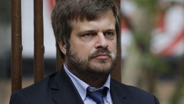Eurodeputato per il Partito Democratico dal 2019 Pierfrancesco Majorino - Sputnik Italia