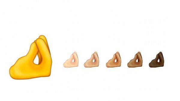 Il nuovo emoji  'Cosa vuoi' - Sputnik Italia