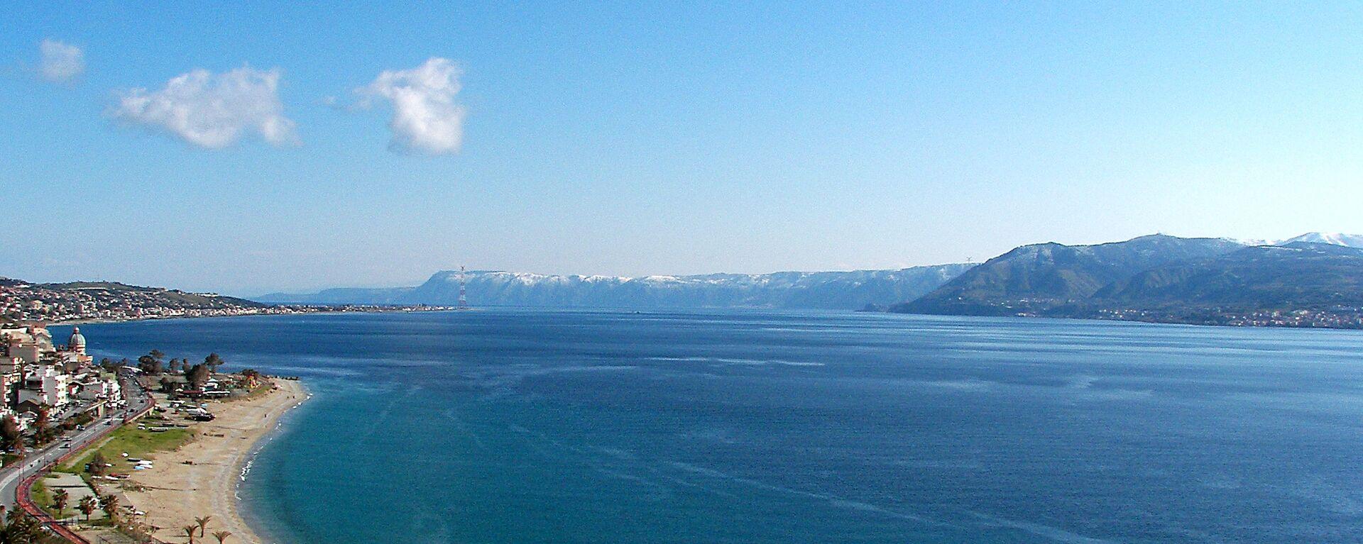 Lo stretto di Messina - Sputnik Italia, 1920, 16.02.2021
