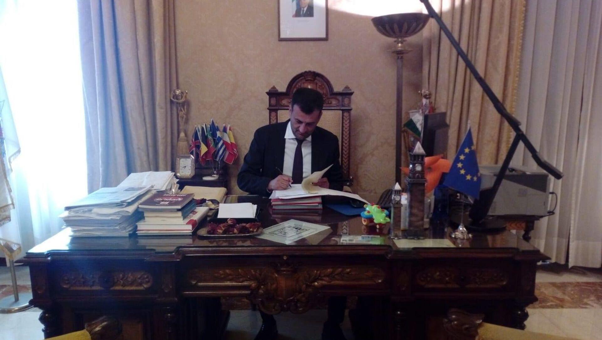 Antonio Decaro, sindaco di Bari - Sputnik Italia, 1920, 02.03.2021