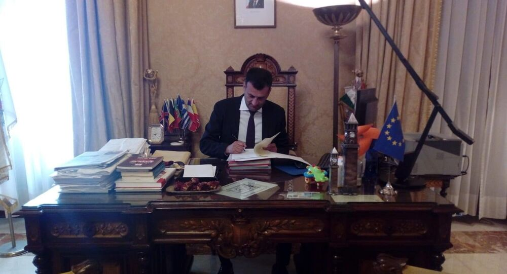 Antonio Decaro, sindaco di Bari
