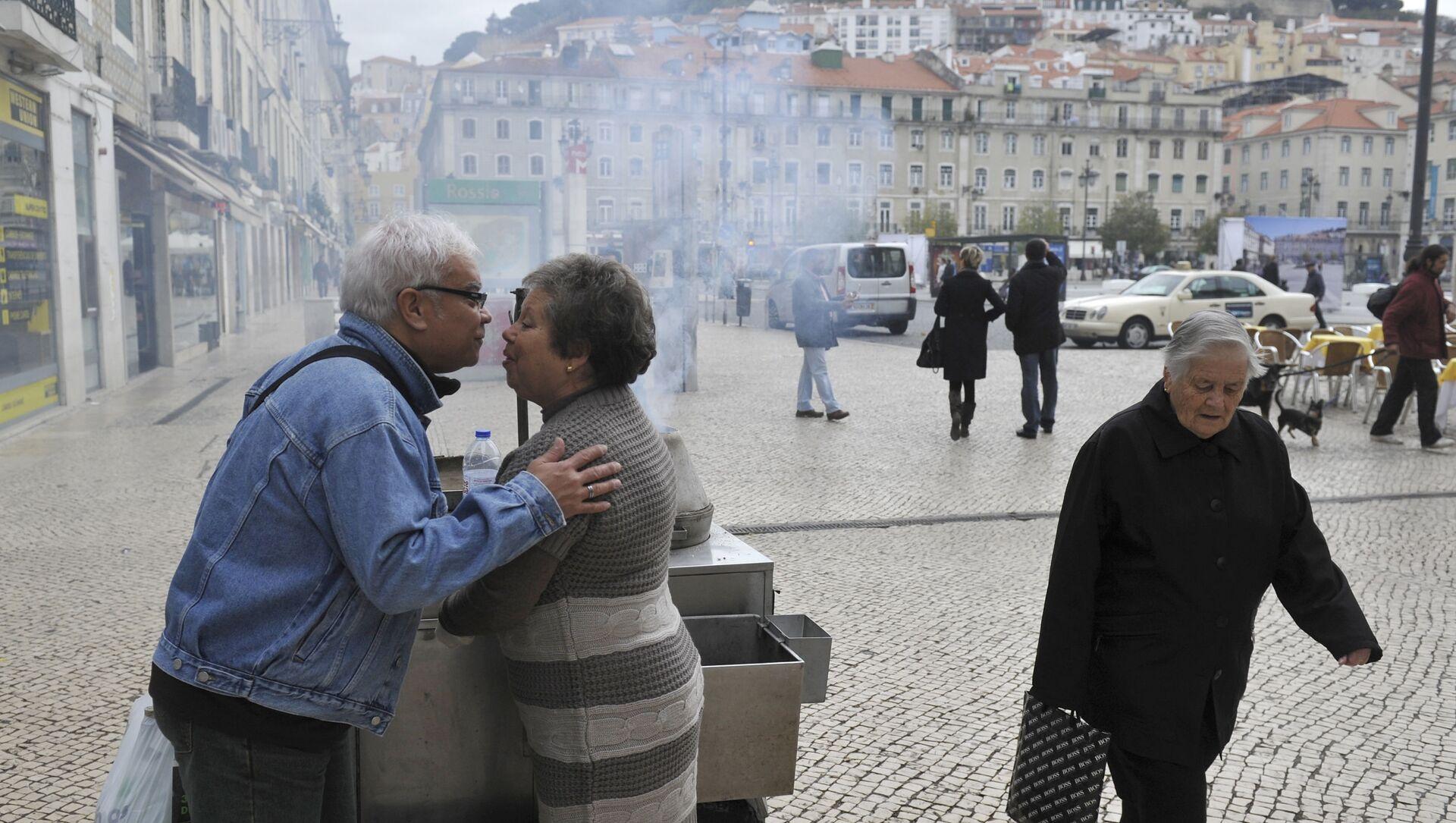 Portogallo: uomo condannato a pagare 60mila euro alla ex per i lavori domestici svolti da lei - Sputnik Italia, 1920, 25.03.2021