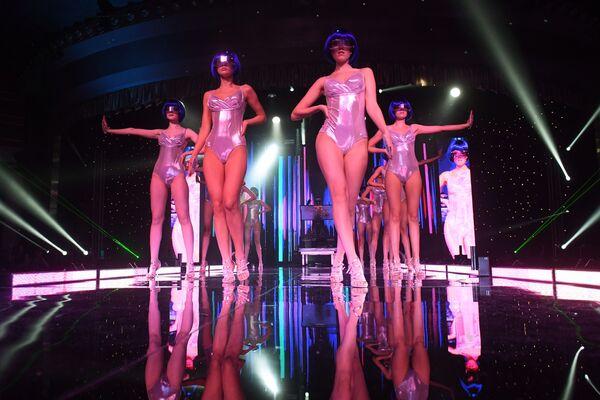 Le partecipanti al concorso di bellezza Miss Tatarstan 2020 a Kazan, in Russia. - Sputnik Italia