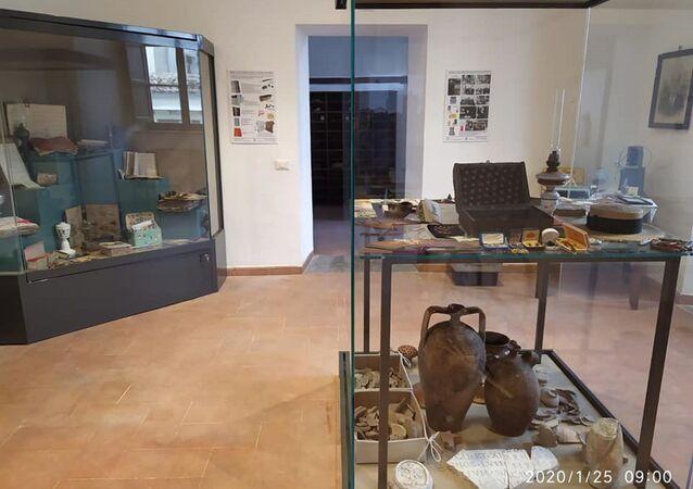 Museo etno-antropologico di Polizzi Generosa, in provincia di Palermo